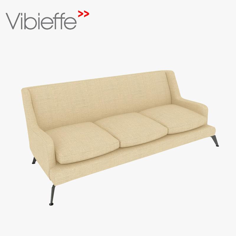 Vibieffe - Divano basso