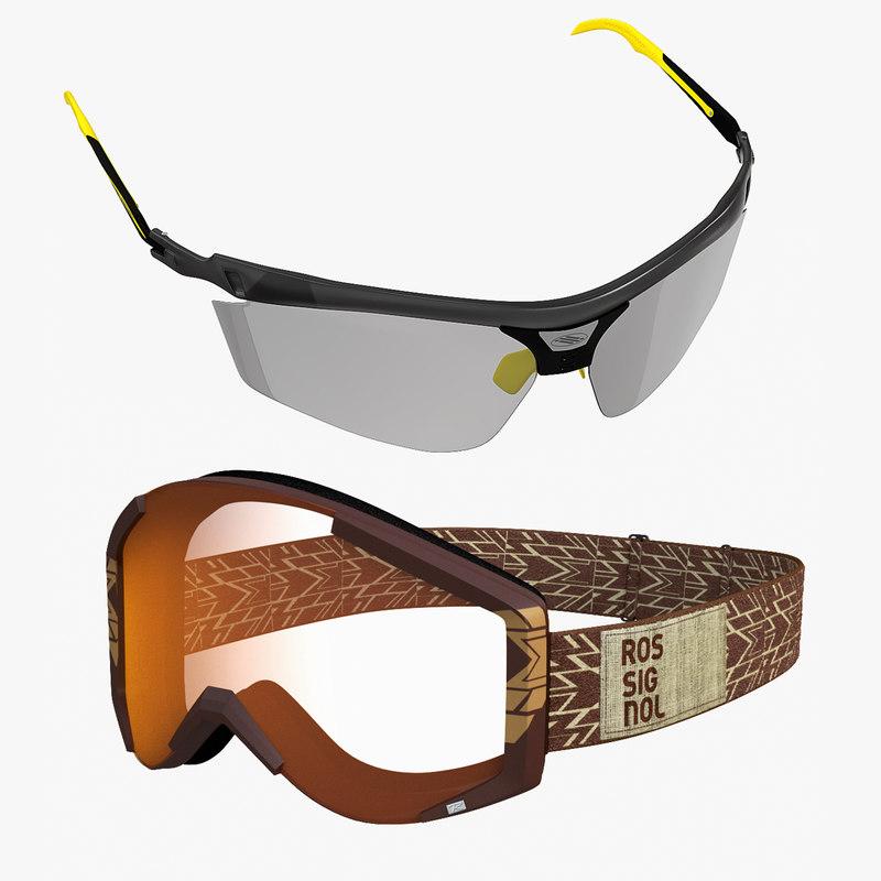 Winter Sports Goggles