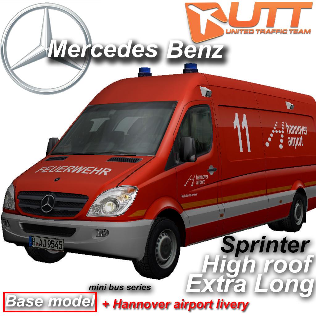 Mercedes-benz Sprinter Hannover