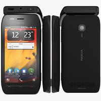 Nokia 603 3D models