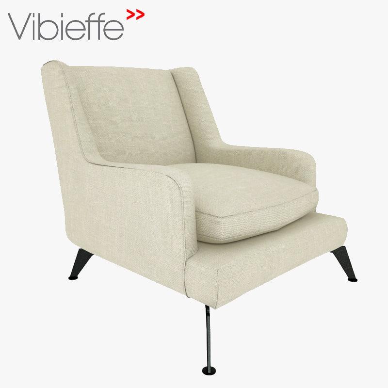 Vibieffe  - poltrona