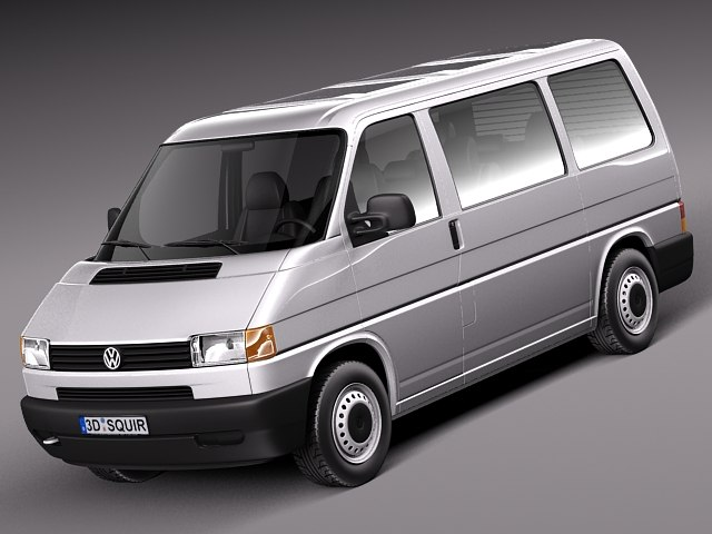 Volkswagen T4 Multivan Eurovan1990-2003