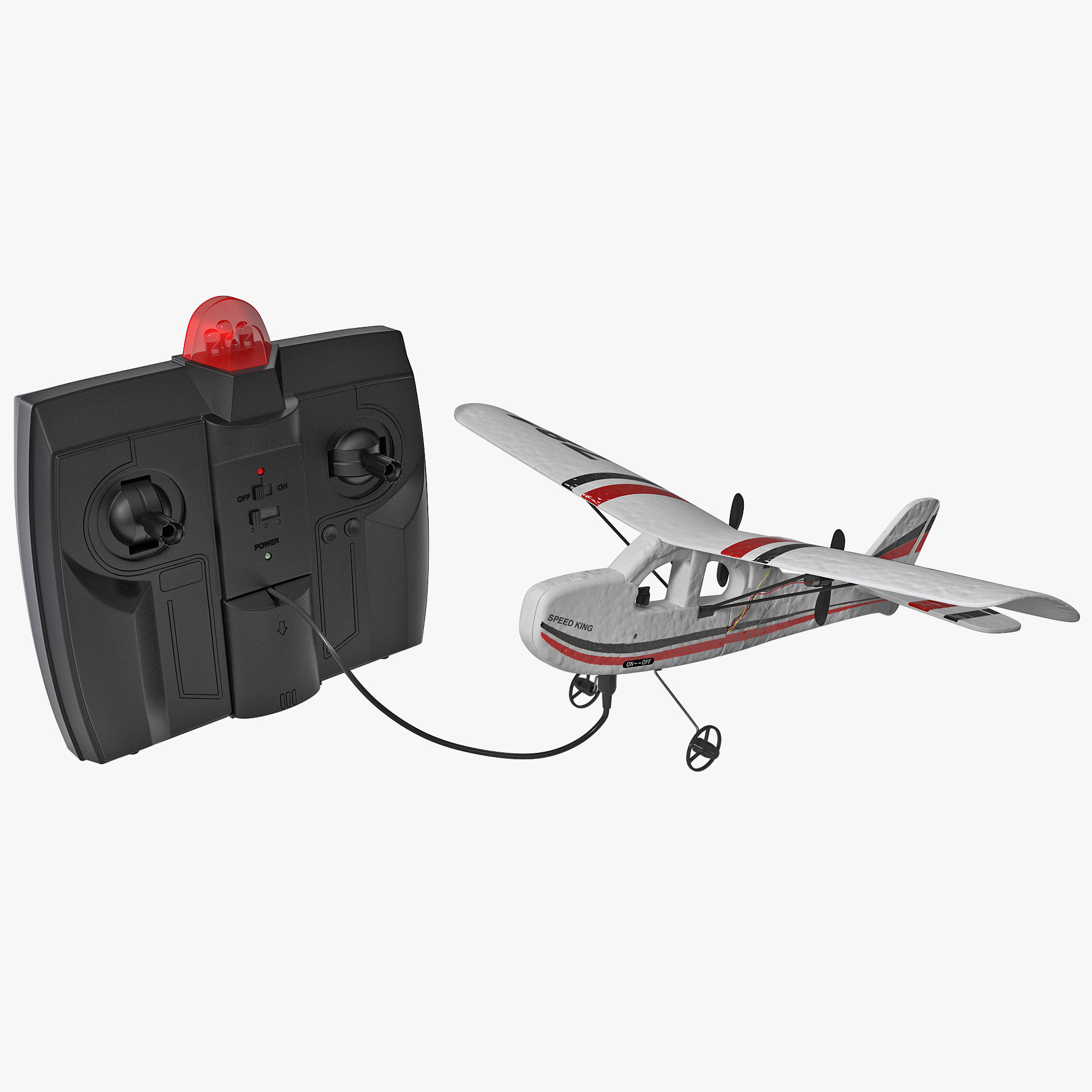 Remote Control Airplane Cessna 781 Set