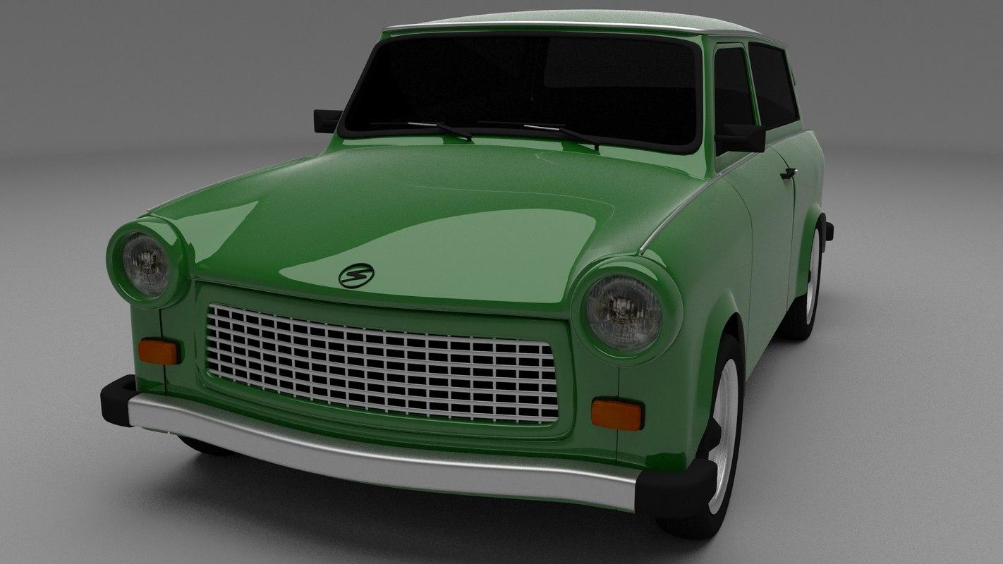 Trabant 601 estate