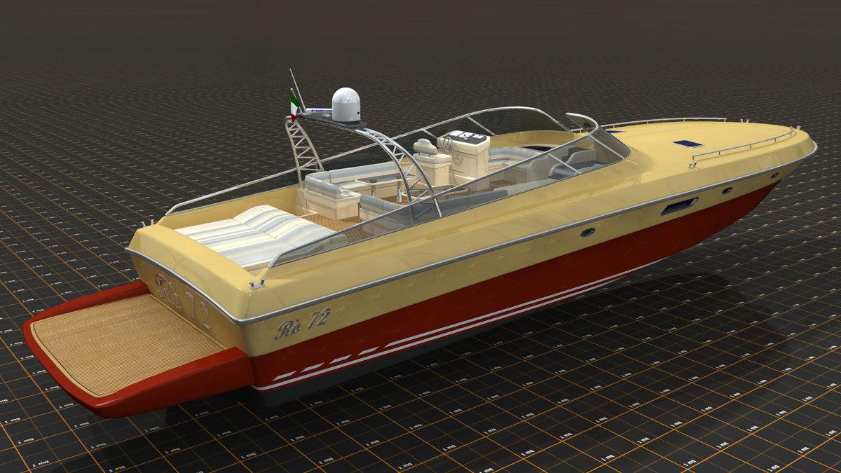 Yacht open 72
