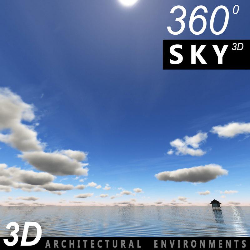 Sky 3D Day 033