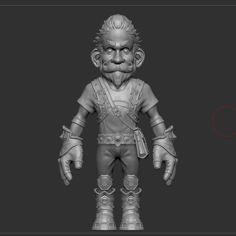 free 3ds model gnome tales