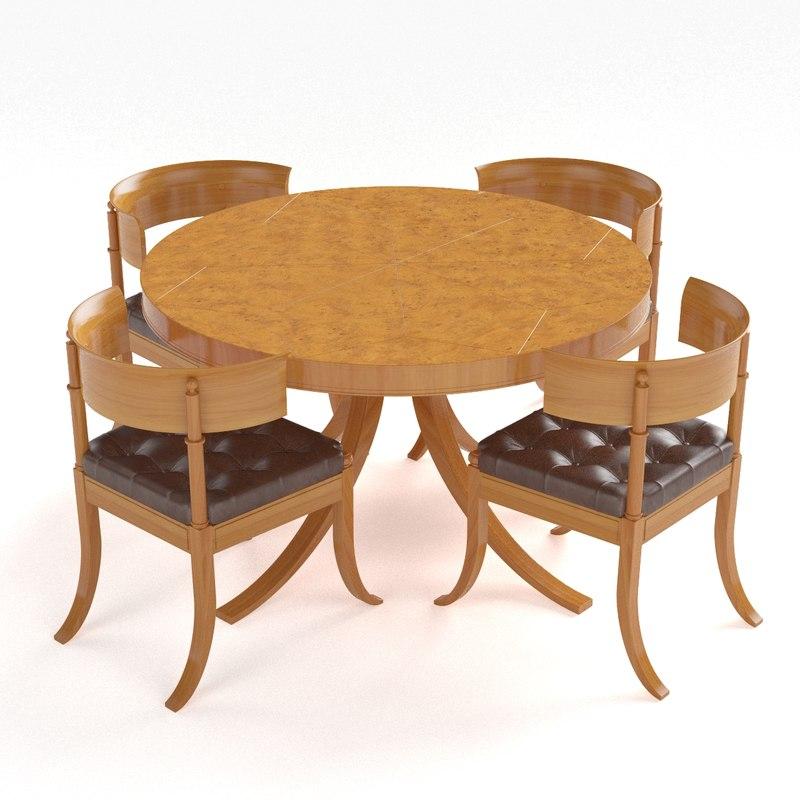Max kaj gottlob dining table for Table 52 2014