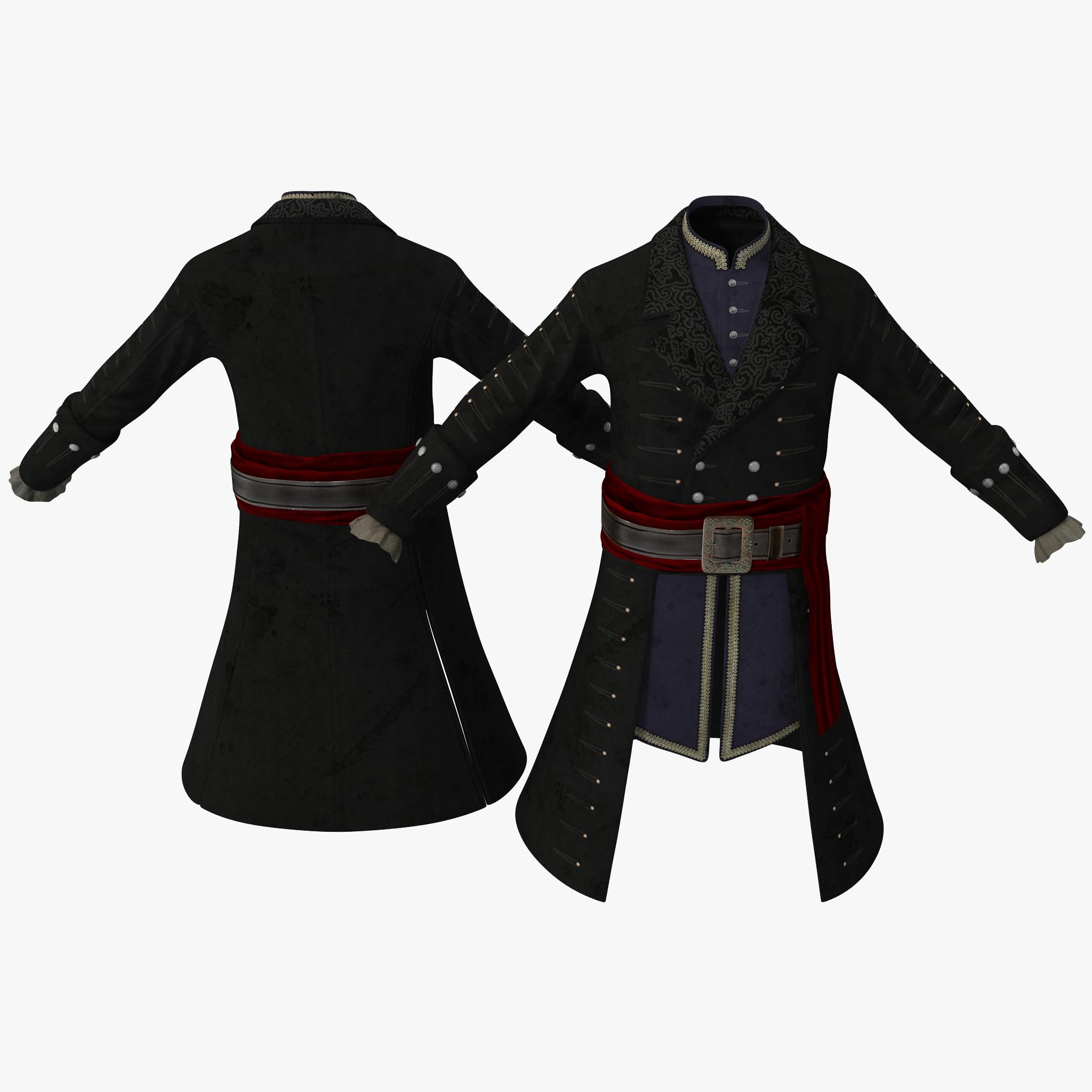 Pirate Costume 3