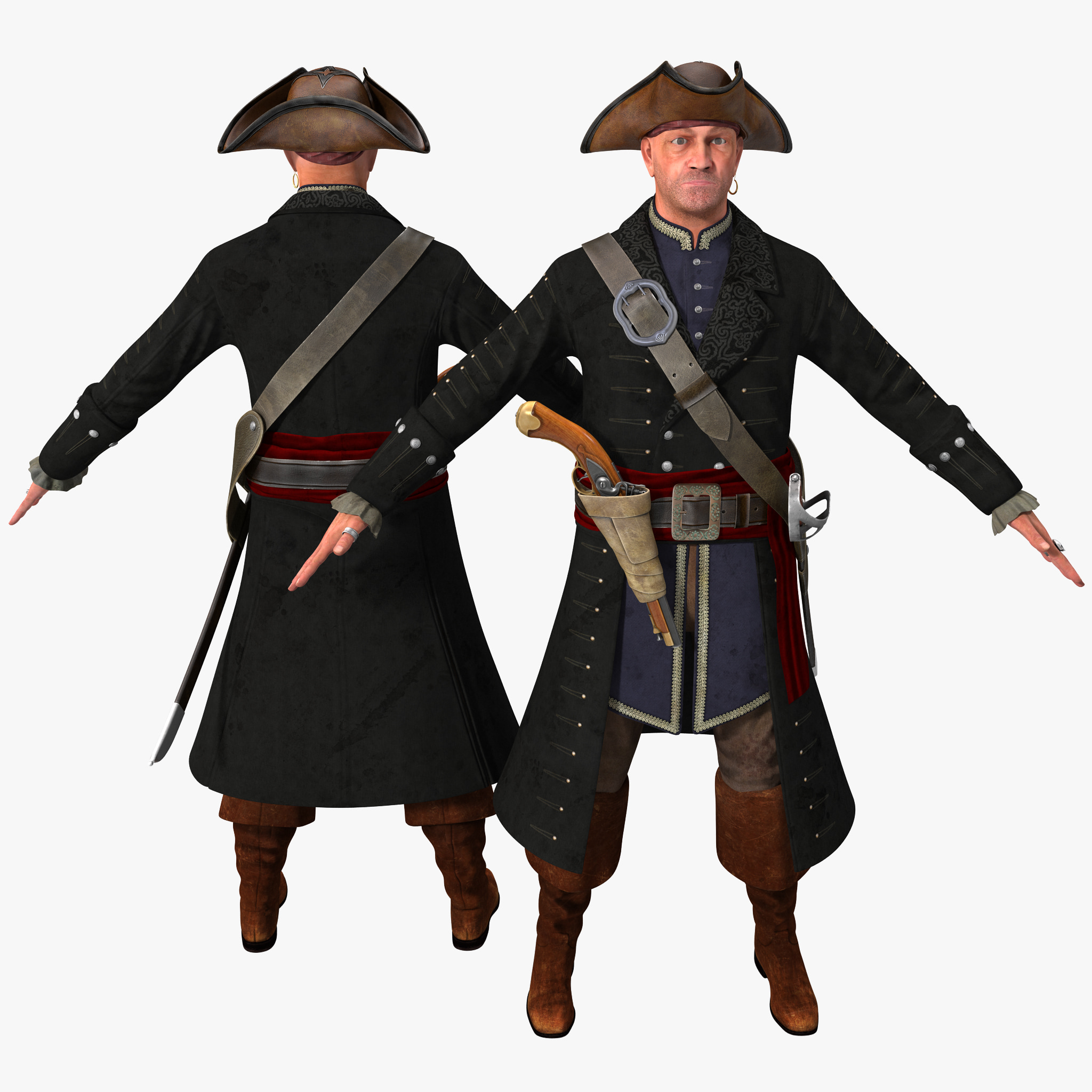 Pirate Rigged