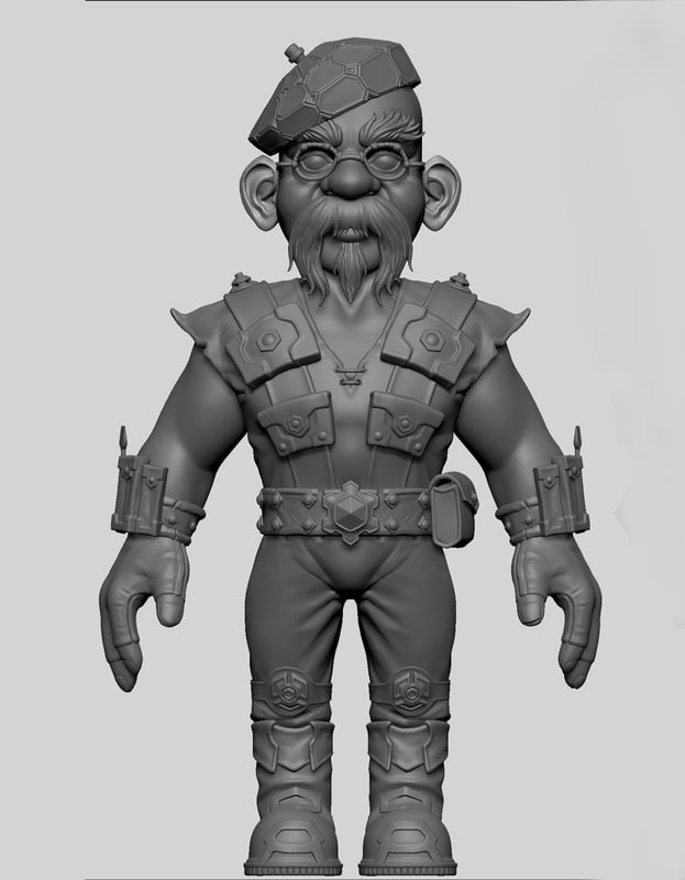 free obj mode jamie hyneman gnome