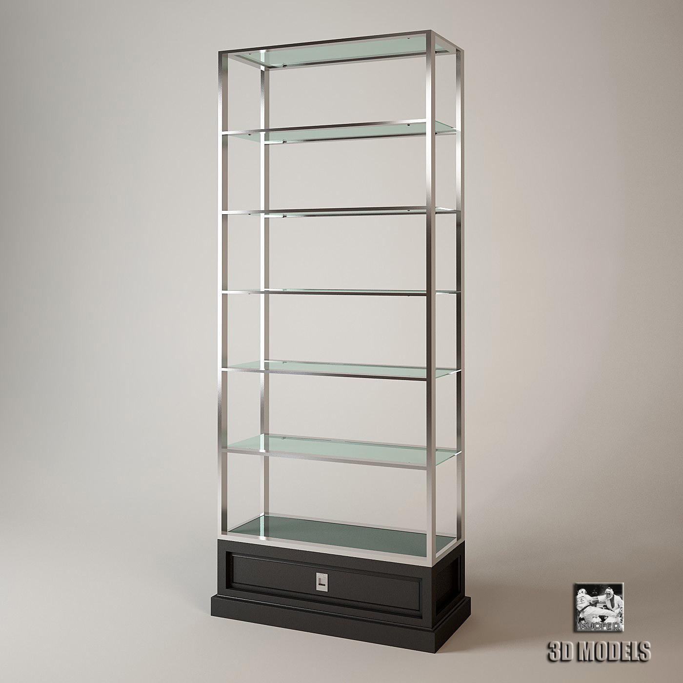 eichholtz cabinet form 3d model