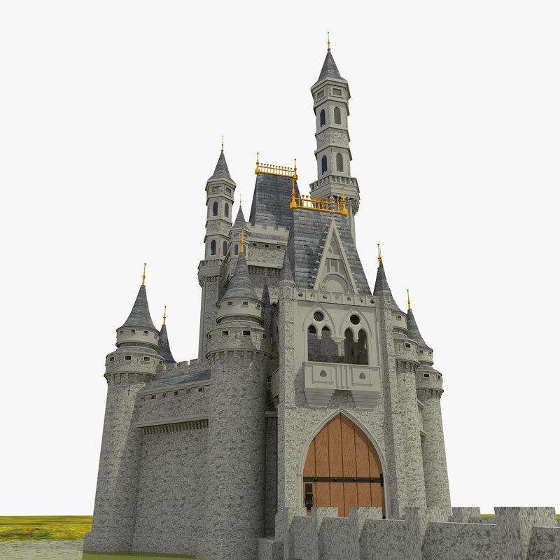 3d Castle Builder