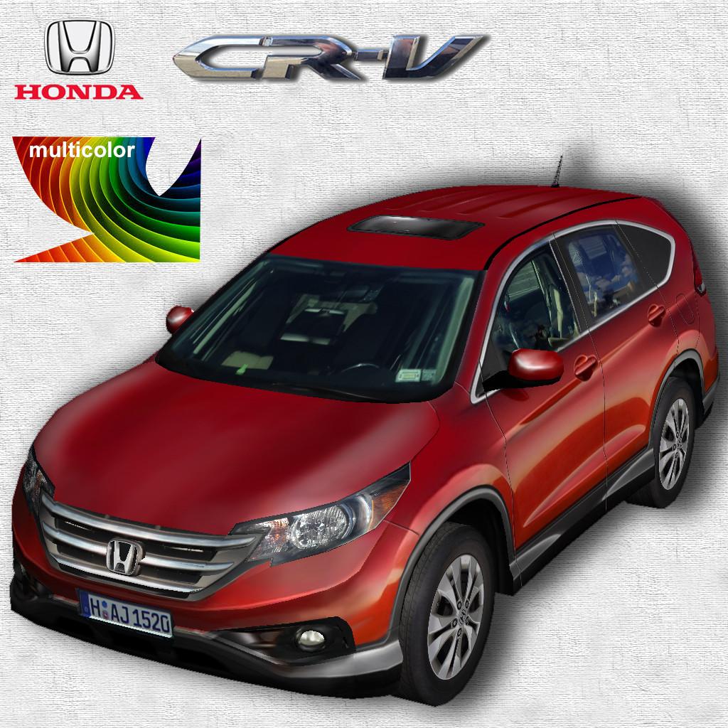 Honda CR-V multicolor