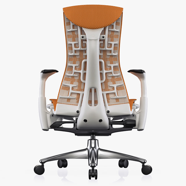Armchair Herman Miller Embody 3D Models