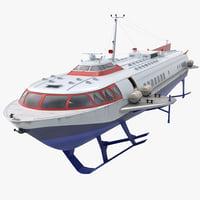 hydrofoil 3D models