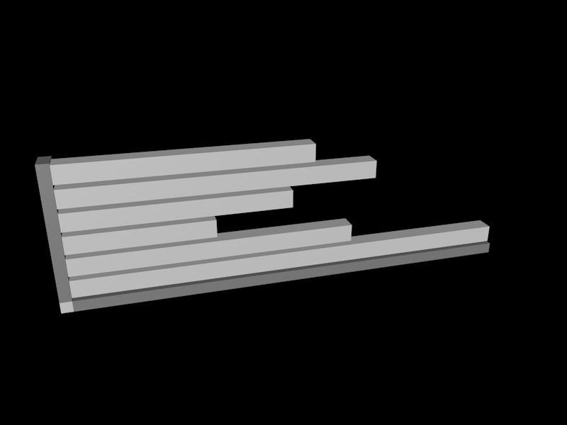 3d graph bars