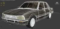 peugeot 505 3D models