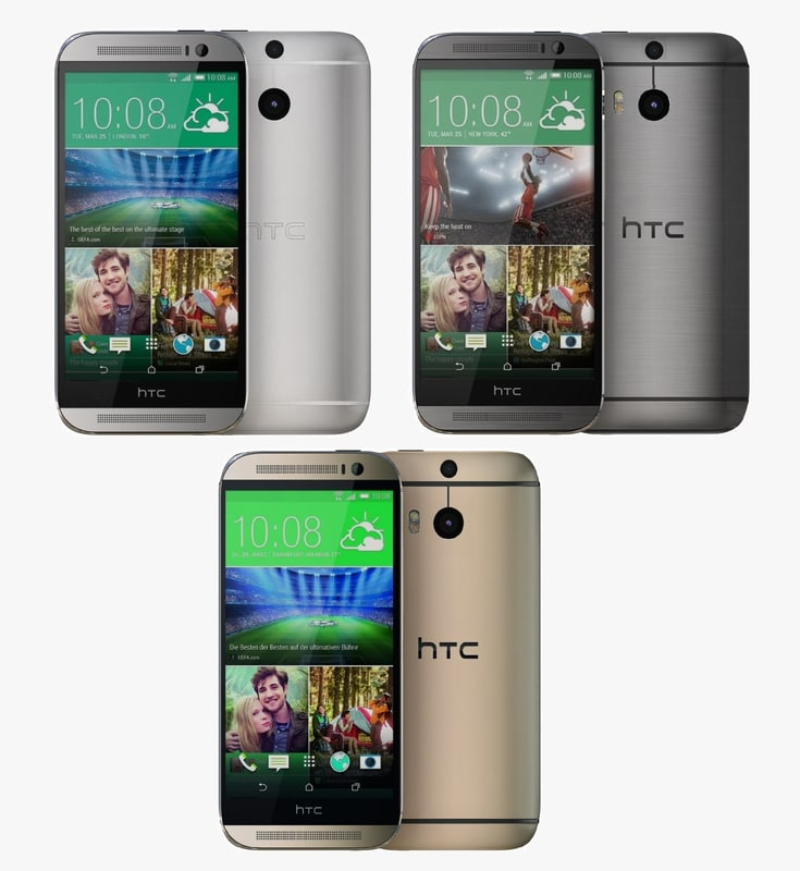 HTC One M8  all color
