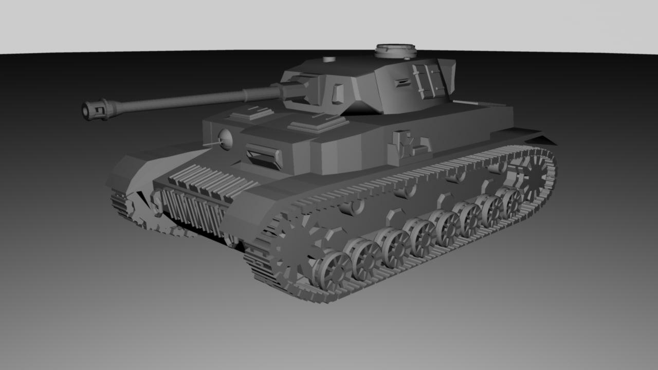 Panzer IV (Panzerkampfwagen IV (Pz.Kpfw. IV))