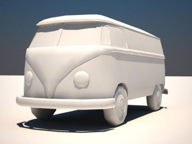 Type 2 Van