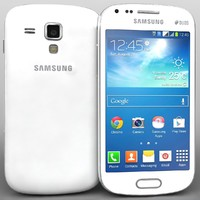 Samsung Galaxy S Duos 2 3D models