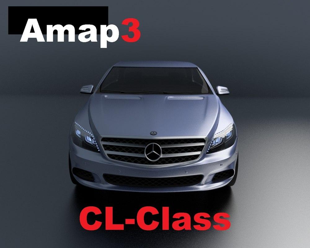 CL-Class Mercedes-Benz
