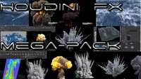 explosion 3D models