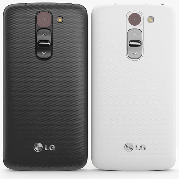 LG G2 Mini Black And White