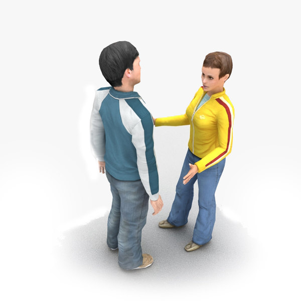 free talking animations
