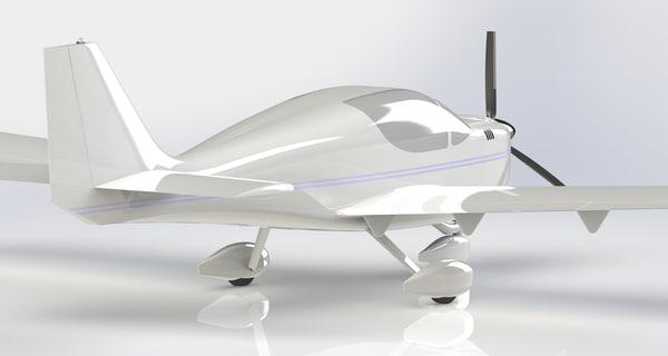Europa XS Trigear 3D Models