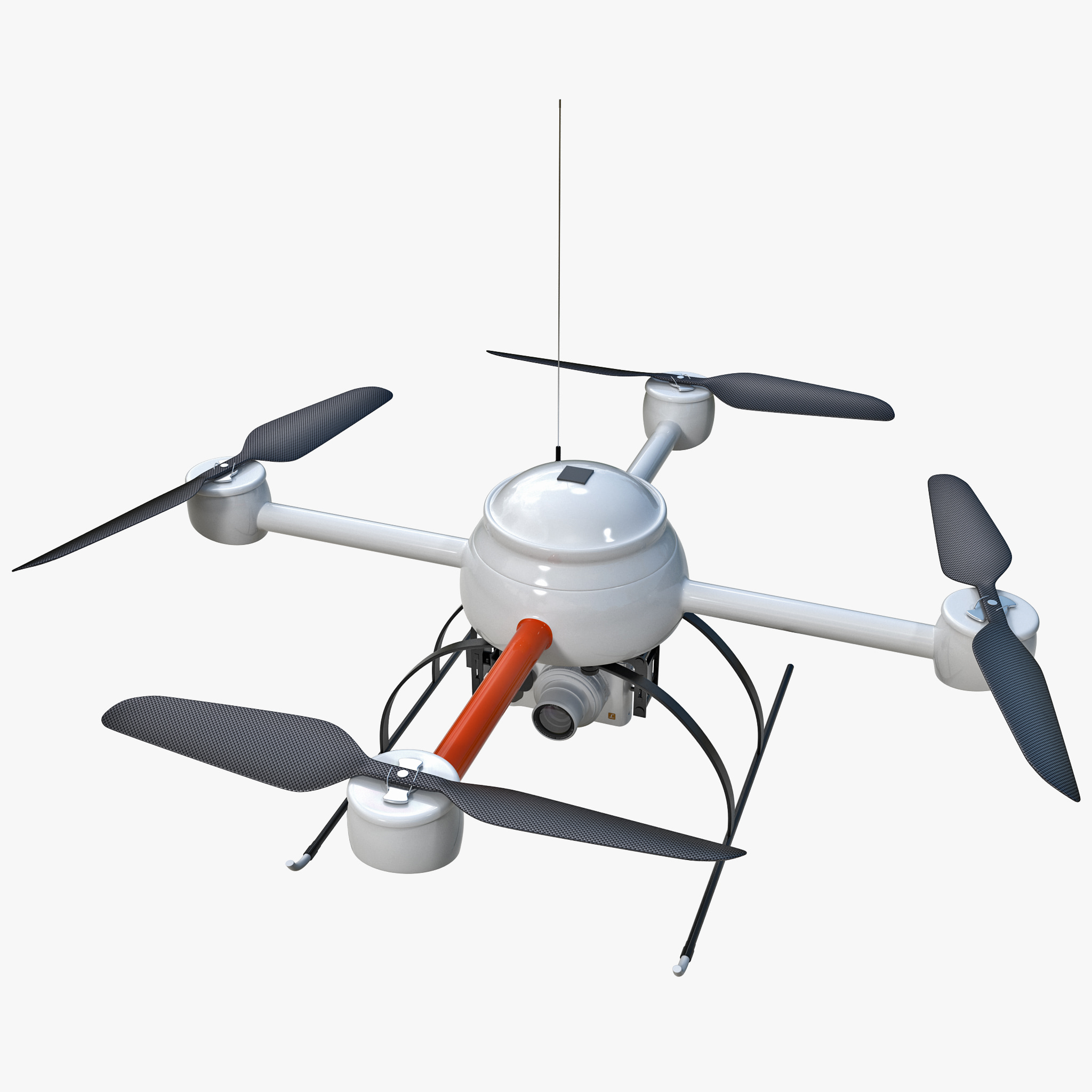 Searched 3d Models For Quadcopter Drone