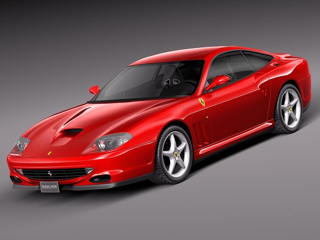 Ferrari 550 Maranello 1996-2002