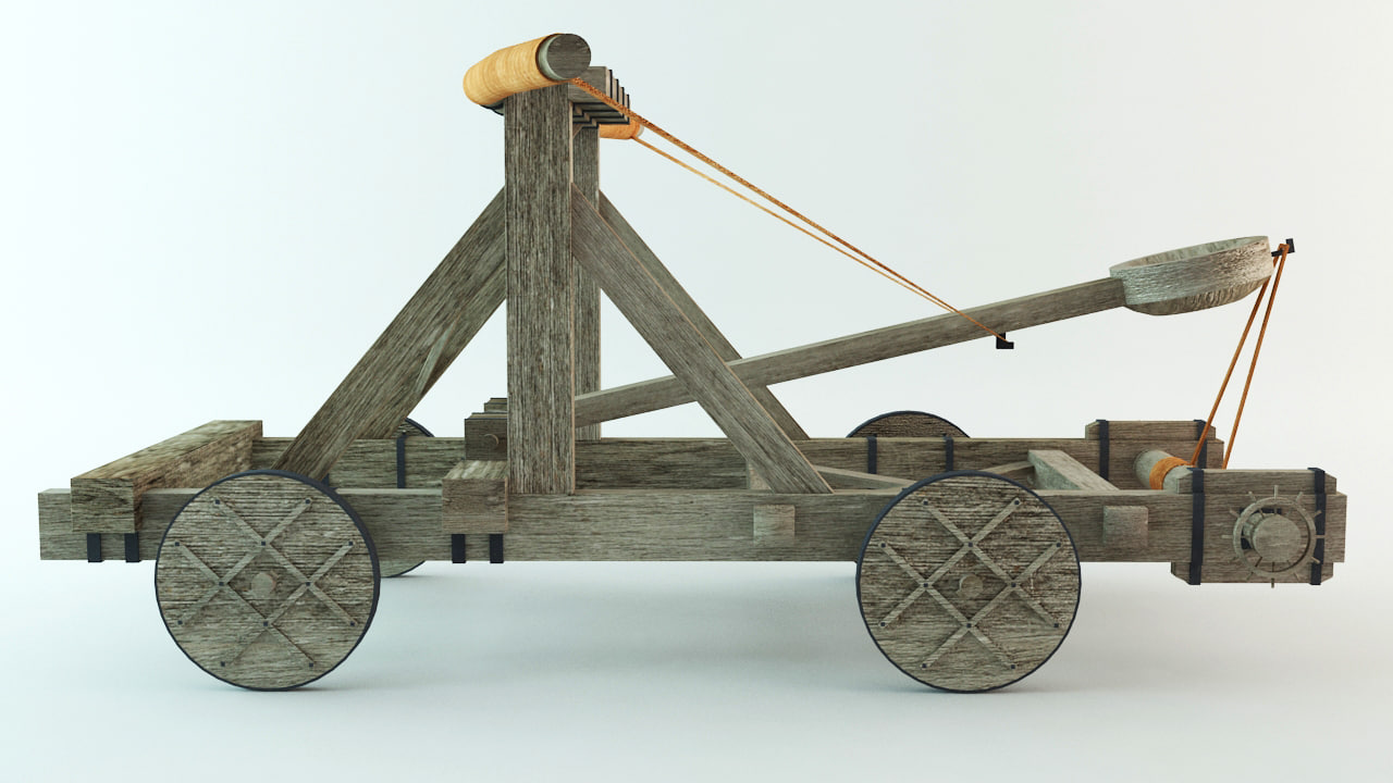 Pictures Of Catapults 89