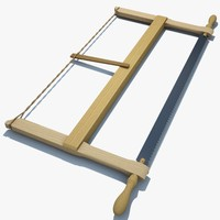 Coping Saw 3D models