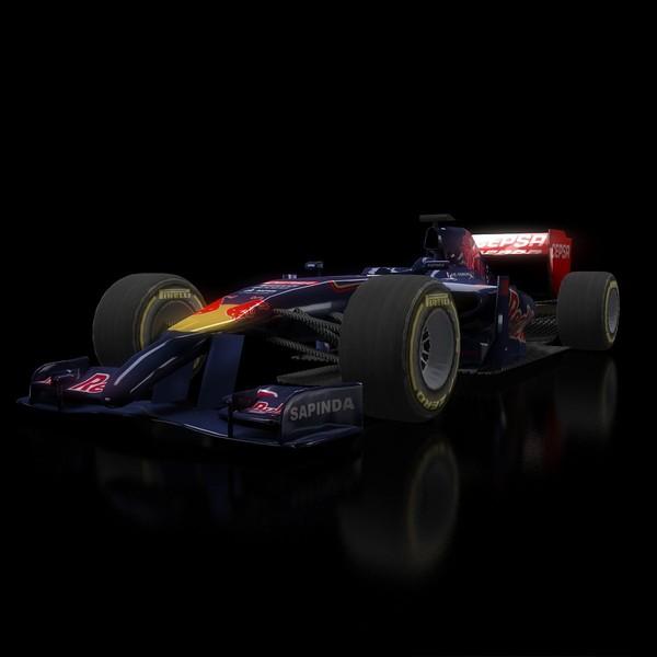 Toro Rosso STR9 3D Models