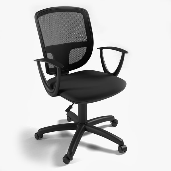 Computer Chair 3D Models