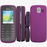 Nokia 114 3D models