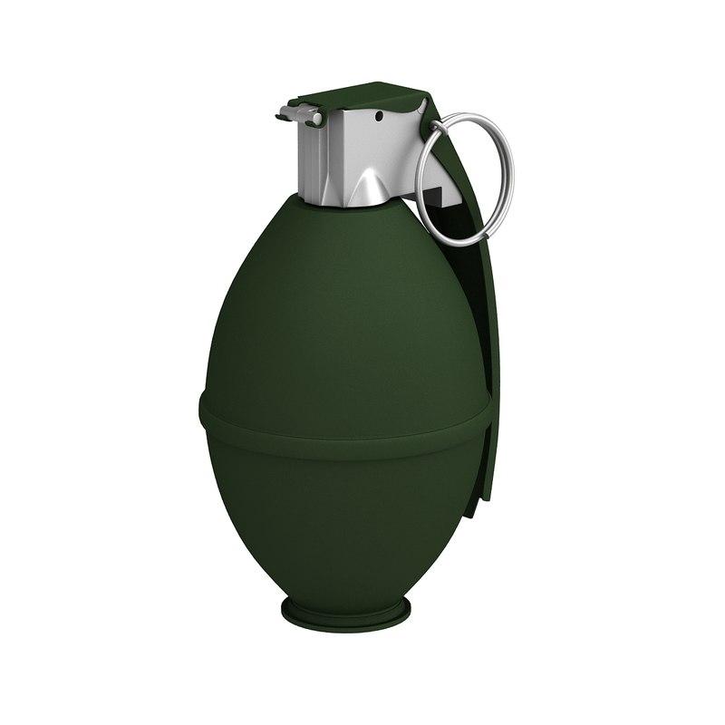 m61 grenade - photo #11