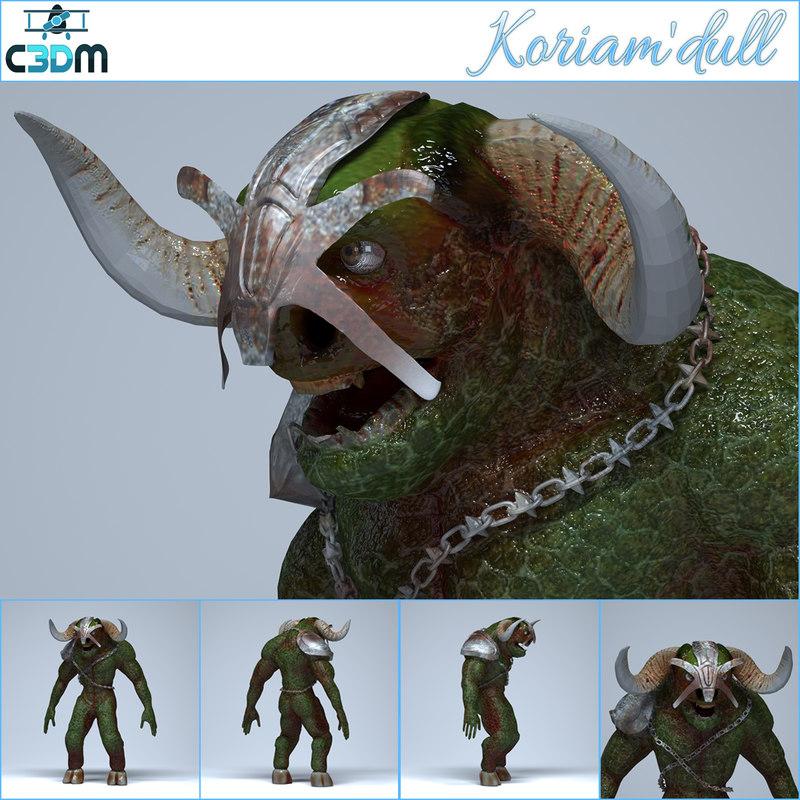 c3Dm Koriam'dull