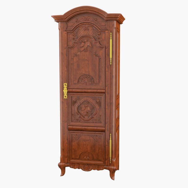 Classical Antiquarian Dresser