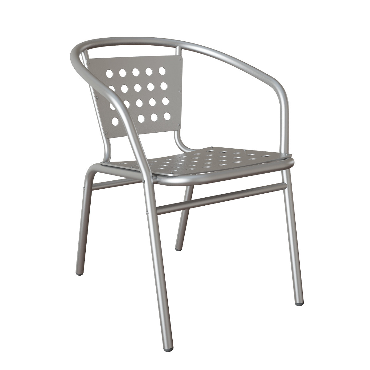 Outdoor Aluminium Arm Chair_01.jpg