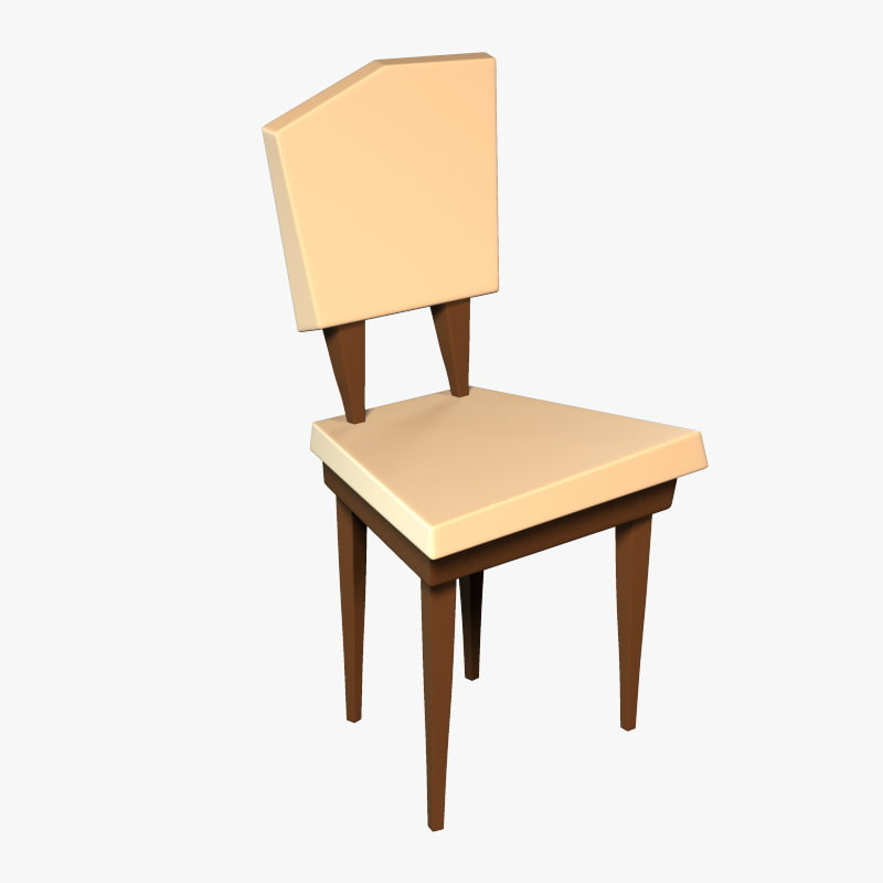 how to draw a 3d table and chairs
