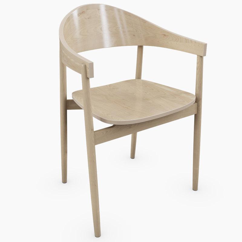 Chair EKDAHLS MOBLER Joiner