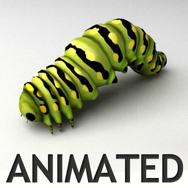 Animated Caterpilar