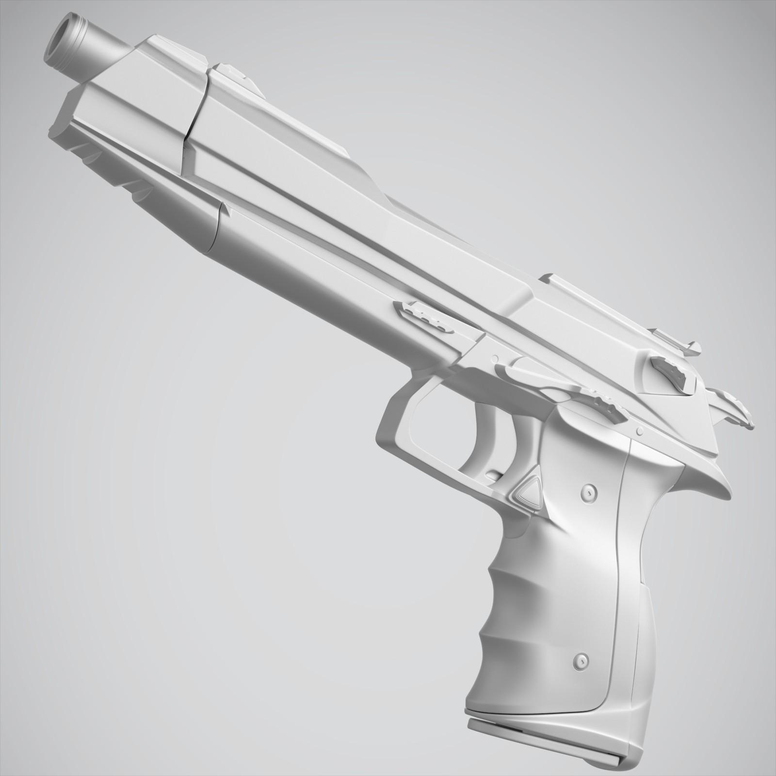 Signature Pistol