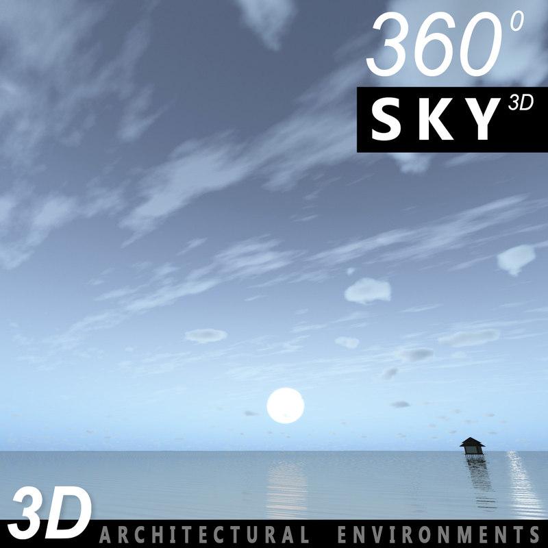 Sky 3D Day 077