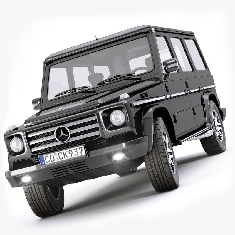 Mercedes-Benz Gelandewagen G-class