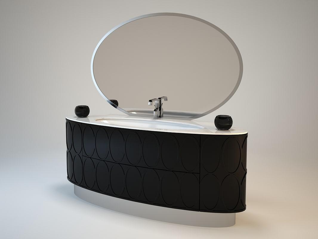 3d max console basin visionnaire