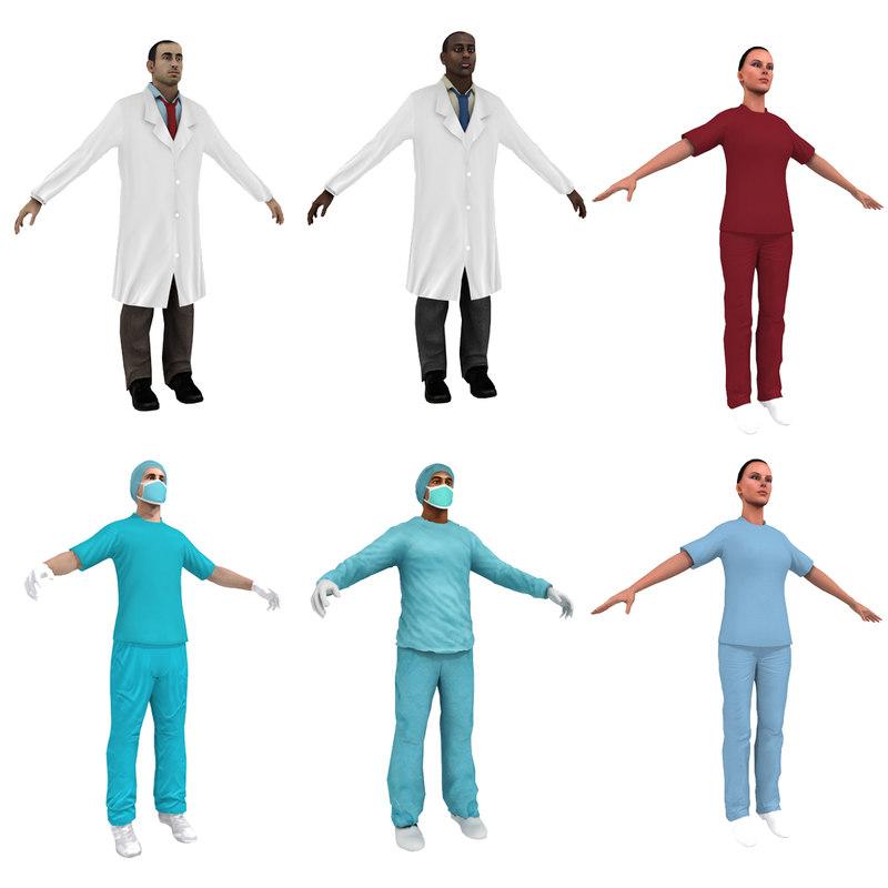 Medical People PACK